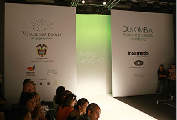 Colombia Catwalk