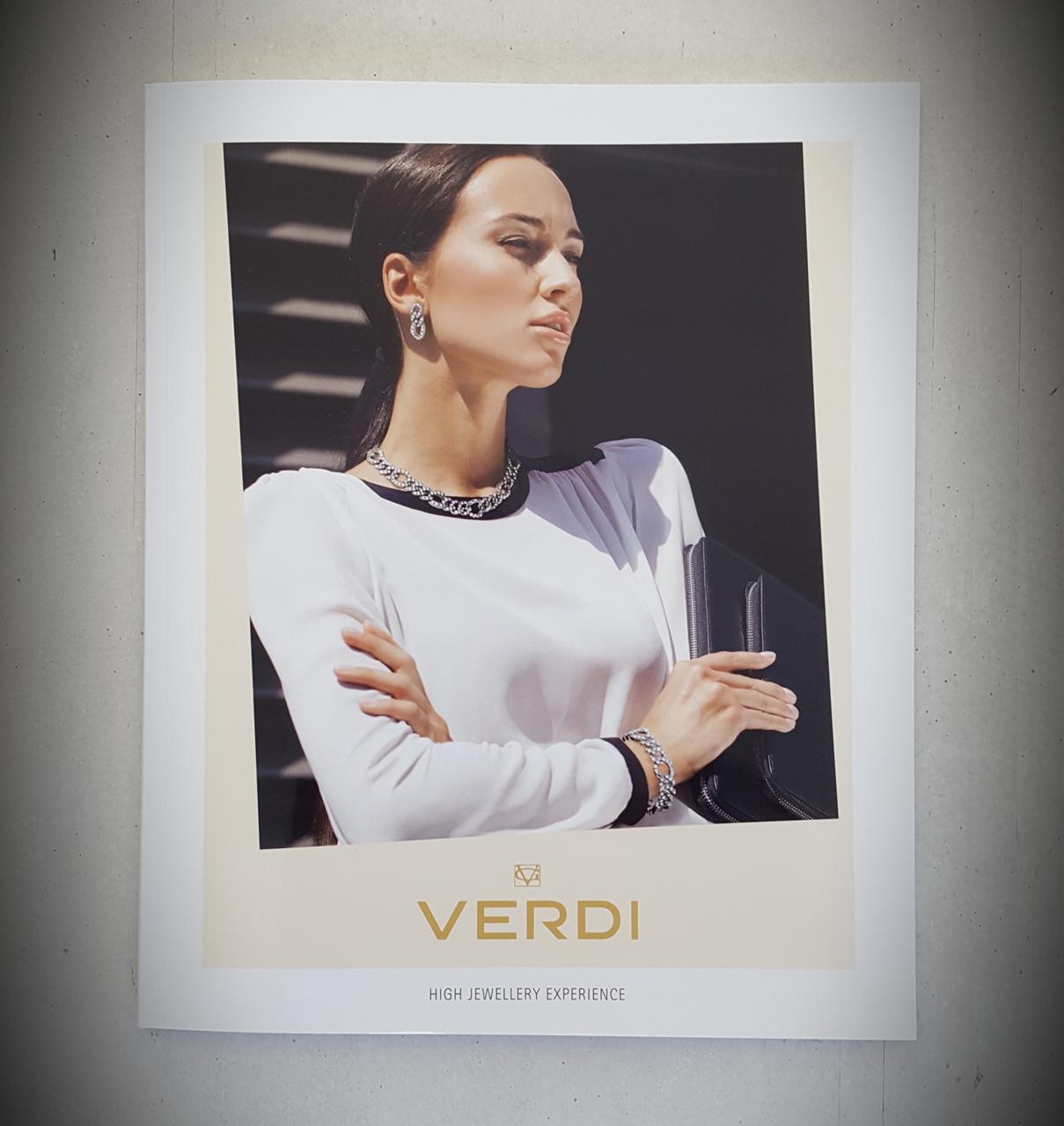 Verdi celebrates 45 years of style